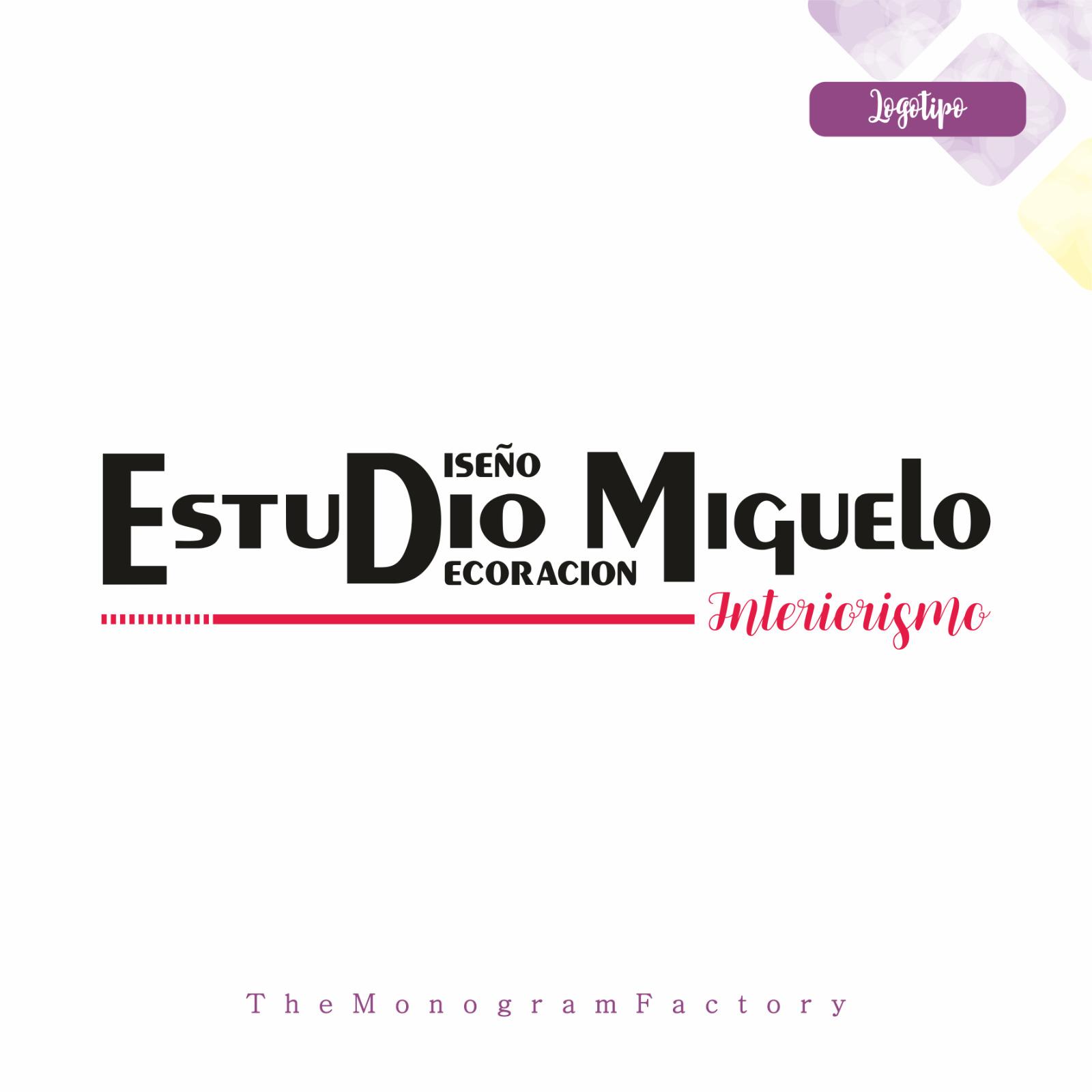 Logotipo Estudio Miguelo